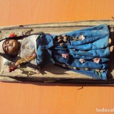 Arte: SANTA TERESITA NIÑO JESUS. Lote 139236446