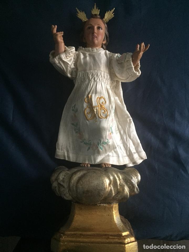 NIÑO JESUS (Arte - Arte Religioso - Escultura)