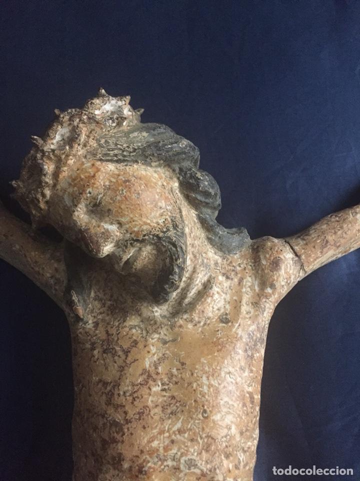 CRISTO CRUCIFICADO (Arte - Arte Religioso - Escultura)