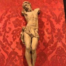 Arte: CRISTO TALLADO, PERFECTA ANATOMIA. Lote 112005935
