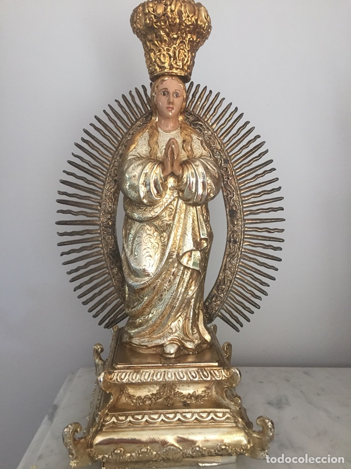 INMACULADA (Arte - Arte Religioso - Escultura)