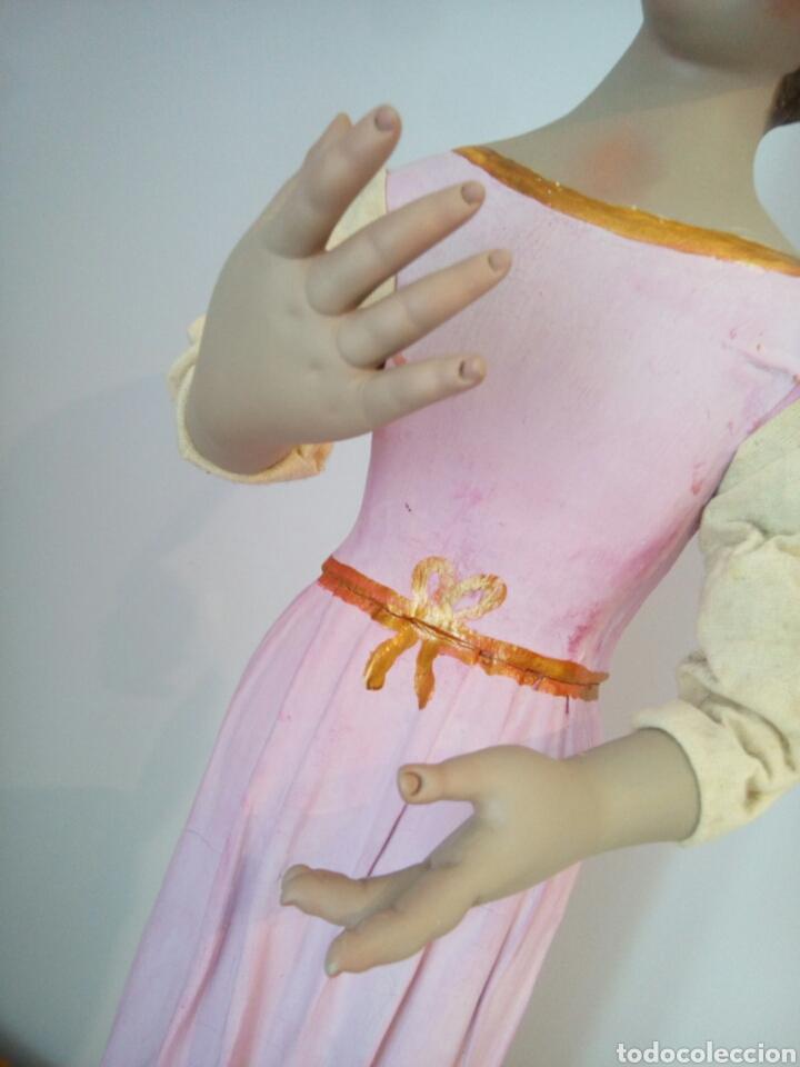 Arte: Virgen Dolorosa/ Soledad para vestir - Foto 6 - 113338408
