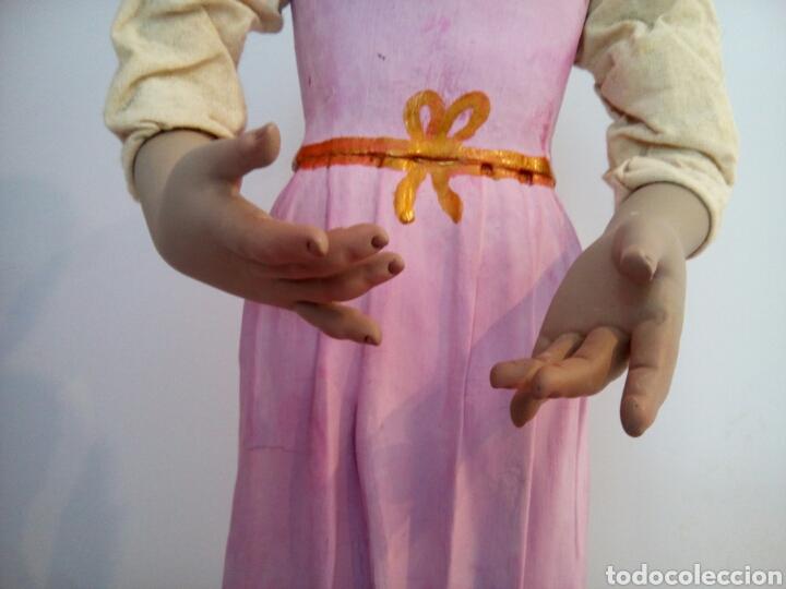 Arte: Virgen Dolorosa/ Soledad para vestir - Foto 7 - 113338408