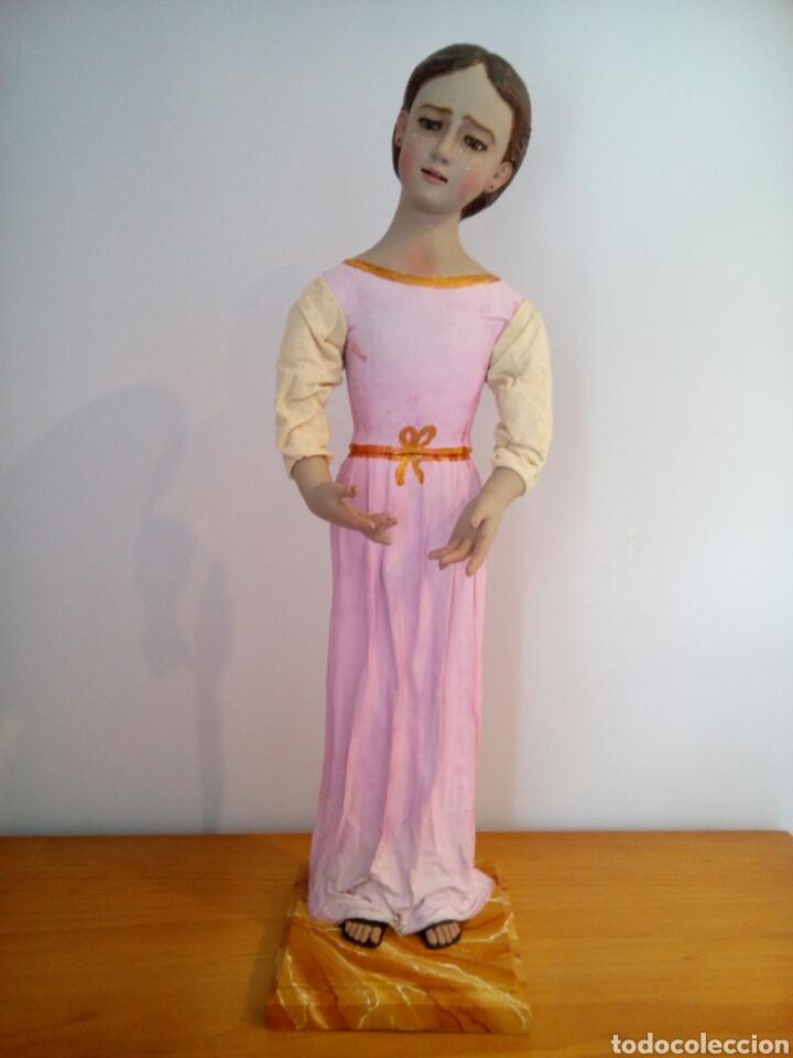 Arte: Virgen Dolorosa/ Soledad para vestir - Foto 9 - 113338408