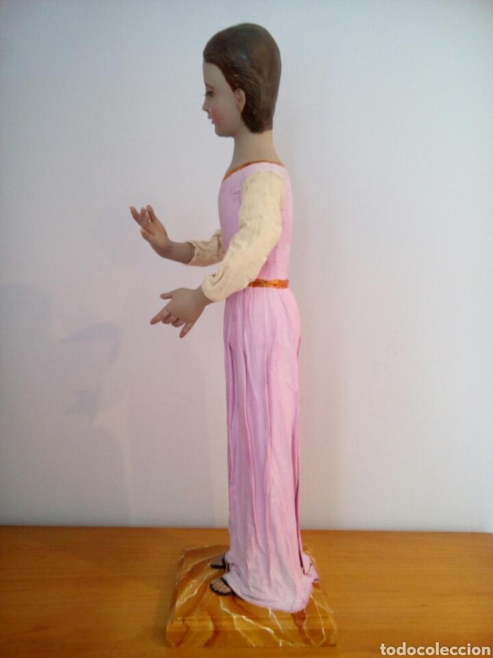 Arte: Virgen Dolorosa/ Soledad para vestir - Foto 10 - 113338408