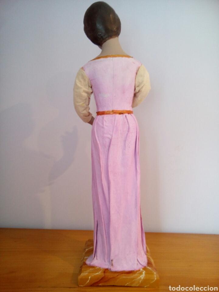 Arte: Virgen Dolorosa/ Soledad para vestir - Foto 11 - 113338408