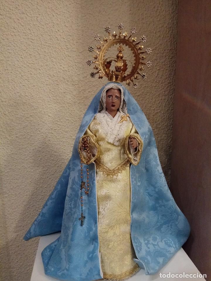 b7bbe782850 Virgen de vestir usado - compra   venta - encuentra el mejor precio