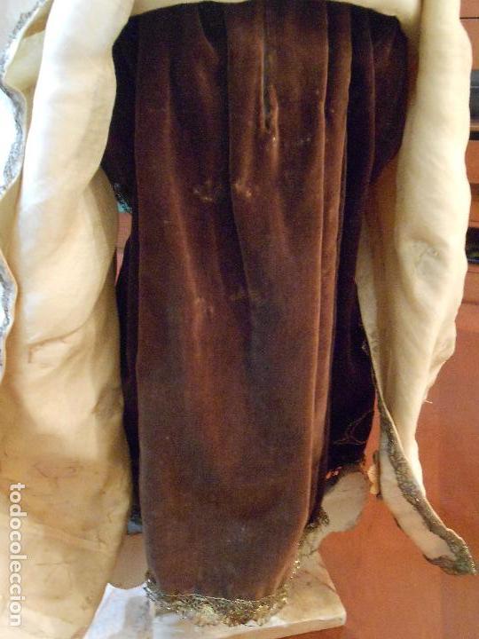 Arte: Virgen del Carmen con Niño Jesús de Cap i pota - Foto 16 - 113435547