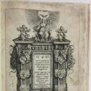 Arte: XXVII PONTIFICUM MAXIMORUM ELOGIA ET IMAGINES ACCURATISSIME AD VIVUM ÆNEI [LAFRERY] PANVINO, ONOFRIO. Lote 113557975