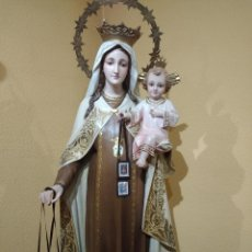 Kunst - Virgen del Carmen de 1'06m - 114173983