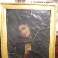 Arte: OLEO SIGLO XVIII. Lote 114222491