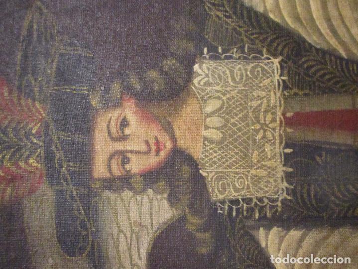 Arte: Antigua pintura Cusqueña - Foto 2 - 114222695