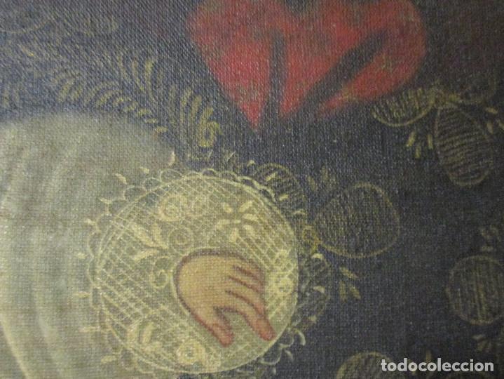 Arte: Antigua pintura Cusqueña - Foto 3 - 114222695