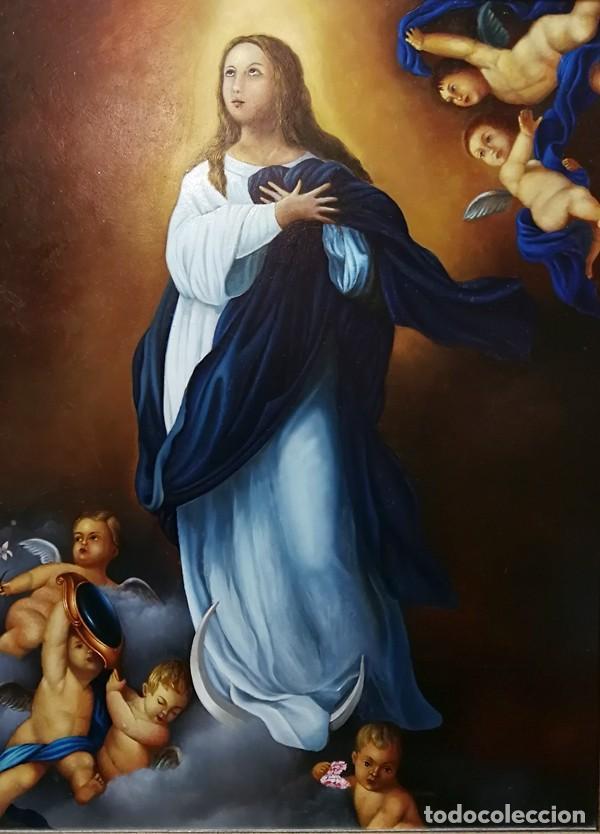 Arte: Oleo Virgen. - Foto 2 - 114298975