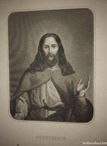 Jesucristo Siglo XIX