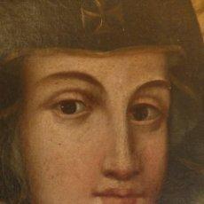 Arte: VIRGEN CON NIÑO. OLEO SOBRE LIENZO. SIGLOS XVIII-XIX. MEDIDAS DE 83 X 70 CM.. Lote 114659739