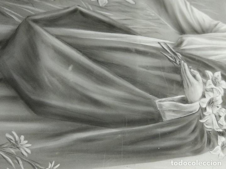 Arte: DIBUJO ORIGINAL DE JESUS DEL ILUSTRADOR ANTONIO COLLINO A. KOLLIN ITALIA MILAN CARTELISTA - Foto 7 - 115222071