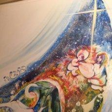 Arte: NAVIDAD!. ROSER MUNTANYOLA, OBRA ORIGINAL. Lote 115565075
