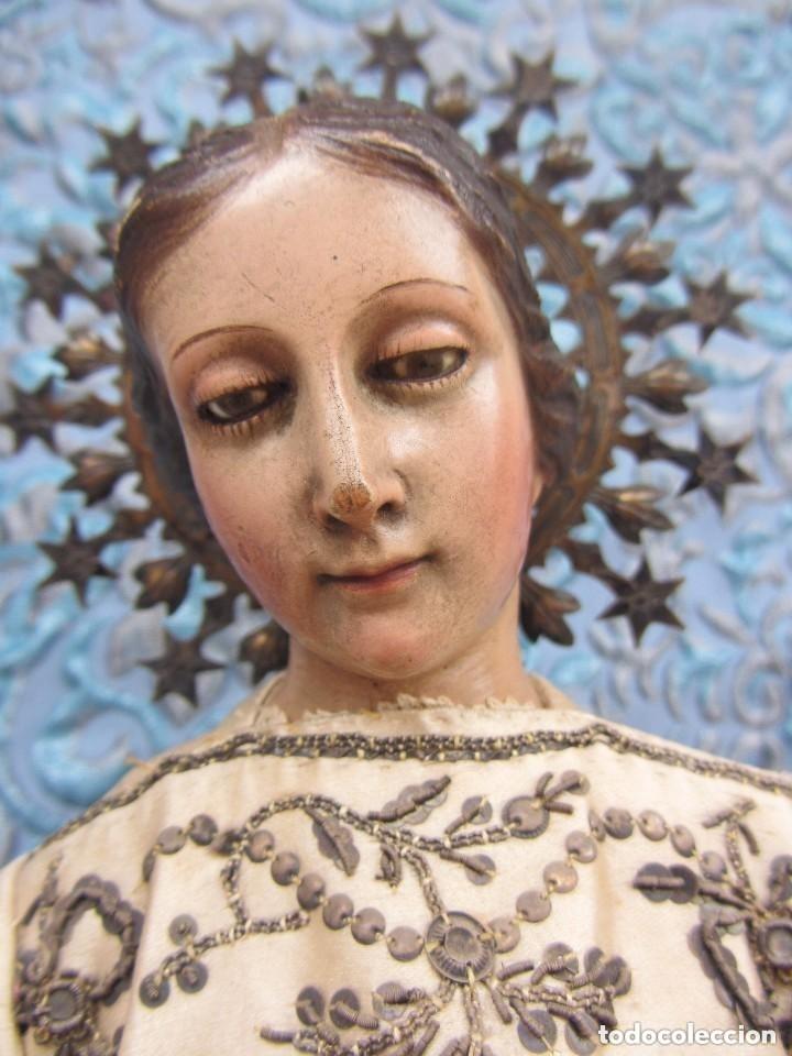 Arte: Virgen Dolorosa Cap I Pota XIX - Foto 5 - 116979471