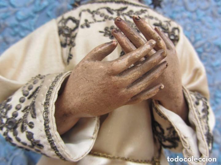 Arte: Virgen Dolorosa Cap I Pota XIX - Foto 7 - 116979471