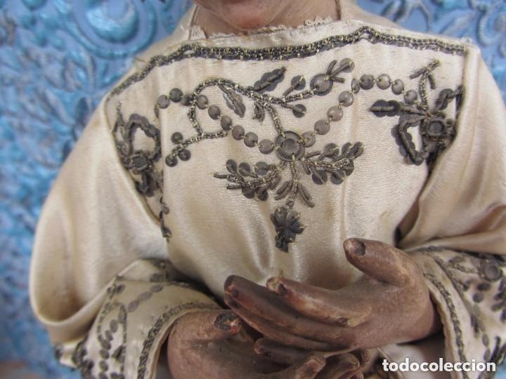 Arte: Virgen Dolorosa Cap I Pota XIX - Foto 8 - 116979471
