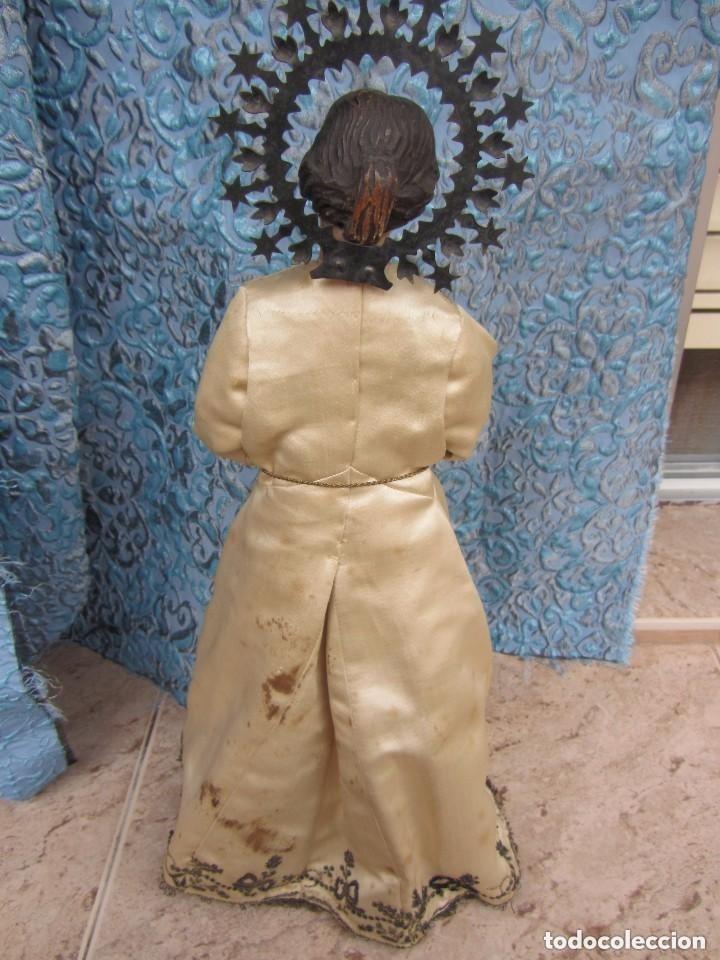 Arte: Virgen Dolorosa Cap I Pota XIX - Foto 10 - 116979471