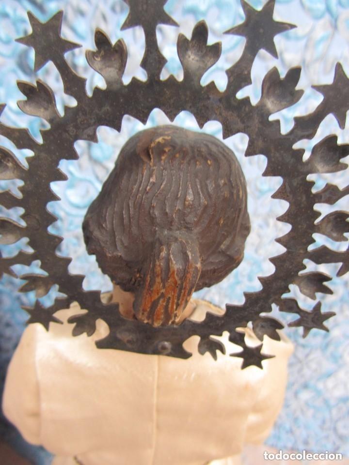 Arte: Virgen Dolorosa Cap I Pota XIX - Foto 11 - 116979471
