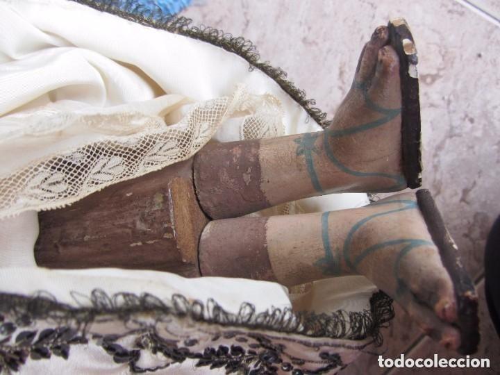 Arte: Virgen Dolorosa Cap I Pota XIX - Foto 12 - 116979471