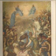 Arte: LOTE DE 18 LAMINAS MUSEO DEL PRADO EDICIONES BARSAL M. 24X33 -DIFERENTE LAMINAS . Lote 117143387