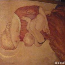 Arte: TABLA POLICROMADA. Lote 117350059