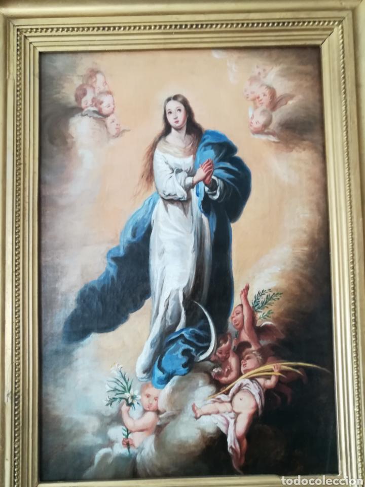 Arte: Inmaculada del siglo XIX. - Foto 4 - 117469695