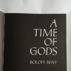 Arte: MARAVILLOSO LIBRO DE ARTE, CON FOTOGRAFÍAS Y CITAS DE LA BIBLIA, EN INGLÉS, POR ROLOFF BENY, 1962. Lote 117944391