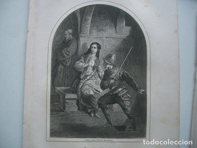 Arte: lote de grabados del XIX - Foto 3 - 118053111