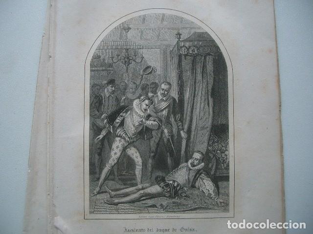 Arte: lote de grabados del XIX - Foto 5 - 118053111