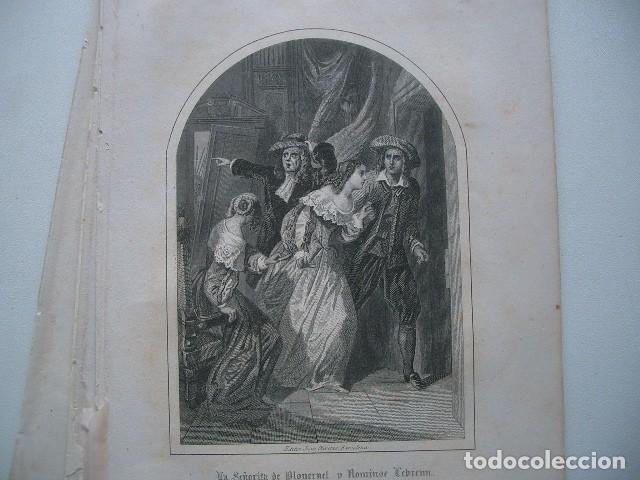 Arte: lote de grabados del XIX - Foto 6 - 118053111