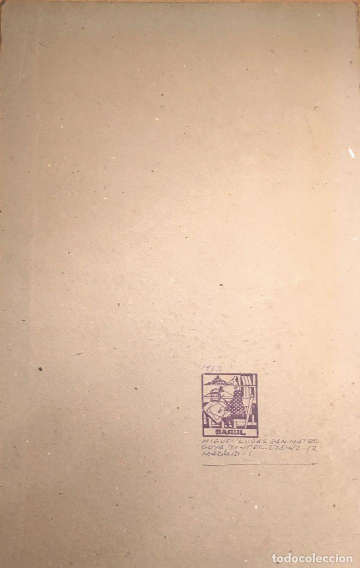 Arte: Crucifixión por Sacul (Miguel Lucas San Mateo) 1973 - Foto 12 - 118597963