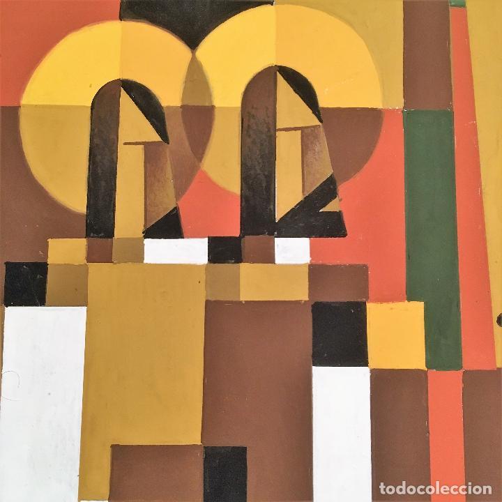 Arte: Crucifixión por Sacul (Miguel Lucas San Mateo) 1973 - Foto 15 - 118597963