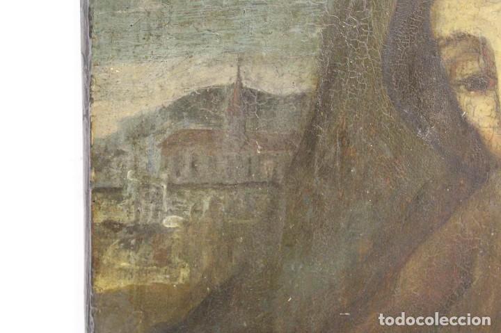 Arte: Óleo sobre tabla. Siglo XVIII - Foto 3 - 118668719