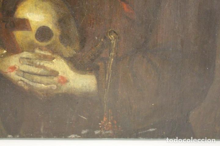 Arte: Óleo sobre tabla. Siglo XVIII - Foto 5 - 118668719