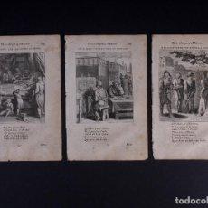 Arte: ENCHIRIDION DE EPICTETO GENTIL CON ENSAYOS DE CHRISTIANO 1669. GRABADOS DE OTTO VAENIUS. Lote 118896399