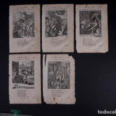 Arte: ENCHIRIDION DE EPICTETO GENTIL CON ENSAYOS DE CHRISTIANO 1669. GRABADOS DE OTTO VAENIUS. Lote 118896583