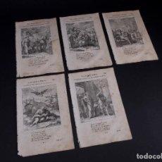 Arte: ENCHIRIDION DE EPICTETO GENTIL CON ENSAYOS DE CHRISTIANO 1669. GRABADOS DE OTTO VAENIUS. Lote 118897427