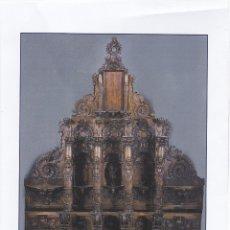 Arte: RETABLO SIGLO XVIII. Lote 118986380