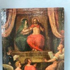 Arte: ÓLEO SOBRE TABLA ESCUELA VALENCIANA SIGLO XVII. Lote 119033403