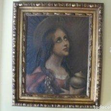 Arte - Escuela Española - Siglo XIX - Retrato de la Virgen - 125049886