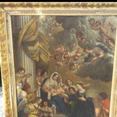 Arte: ÓLEO SOBRE COBRE ESCUELA ITALIANA. Lote 119287751
