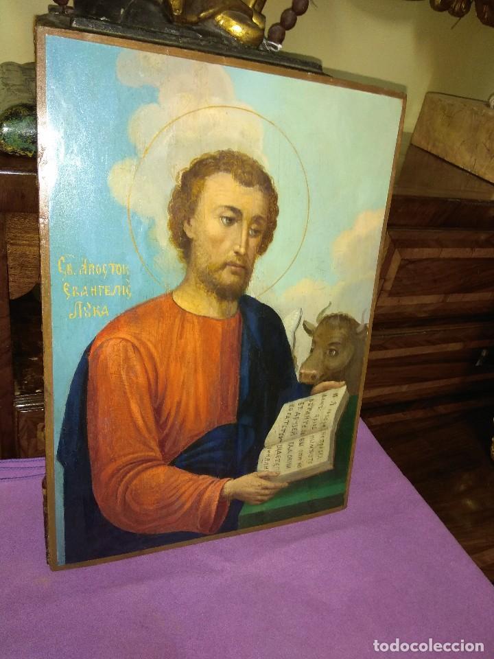 ICONO RUSO U ORIENTAL XIX (Arte - Arte Religioso - Iconos)