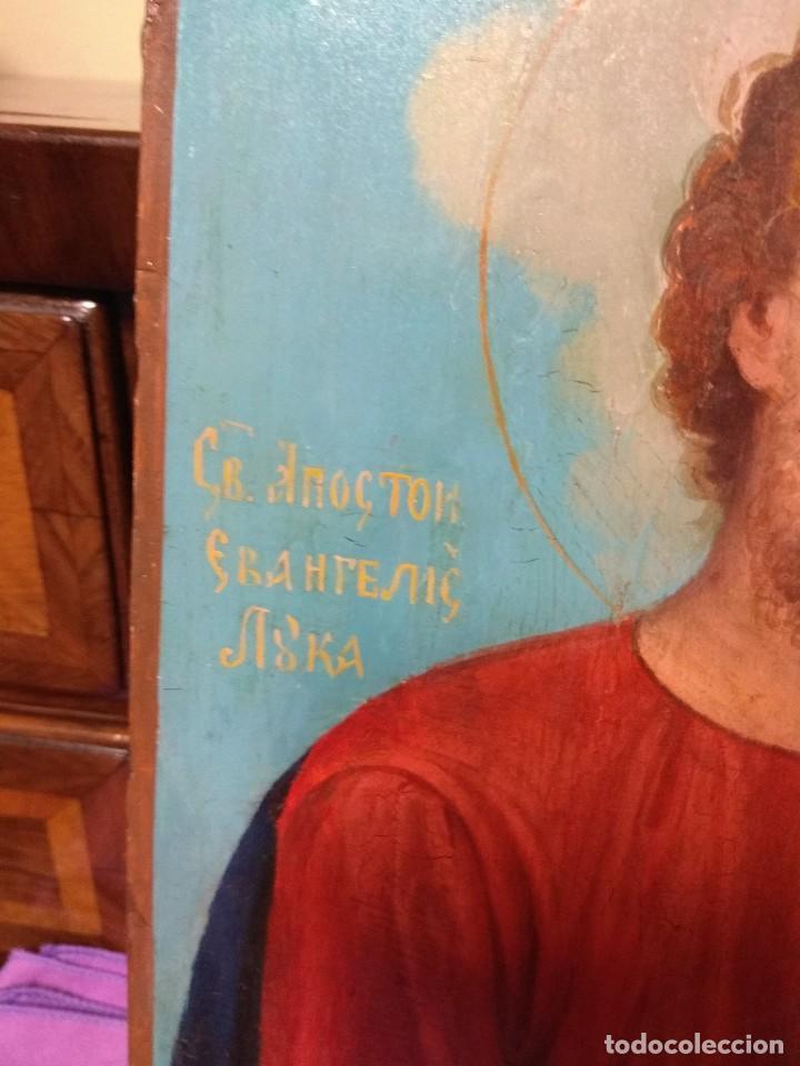 Arte: Icono Ruso u Oriental XIX - Foto 6 - 119460543
