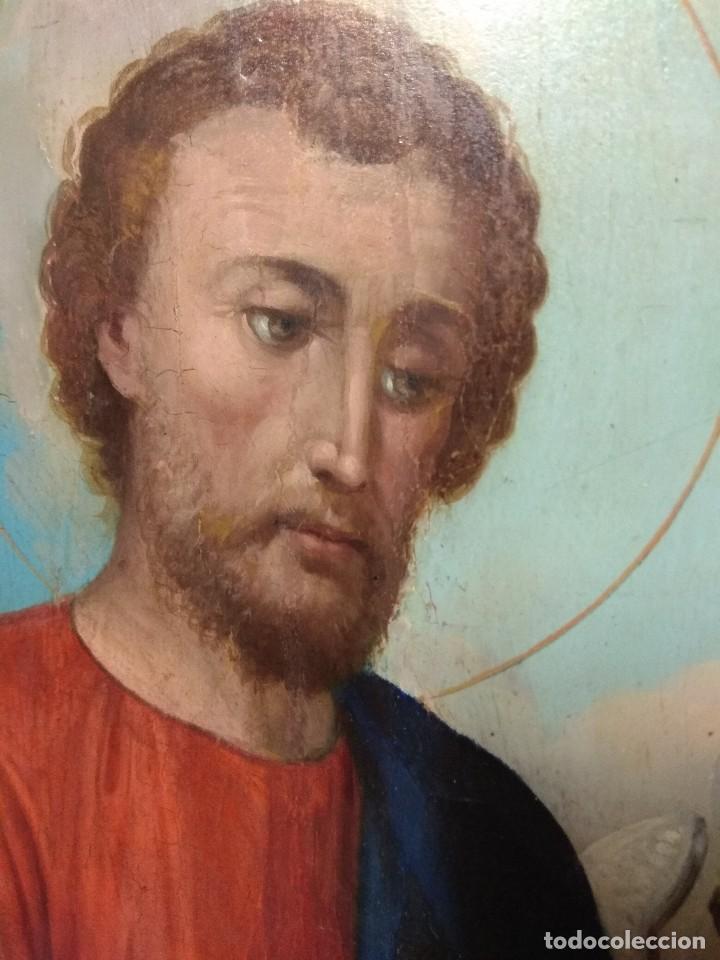 Arte: Icono Ruso u Oriental XIX - Foto 8 - 119460543