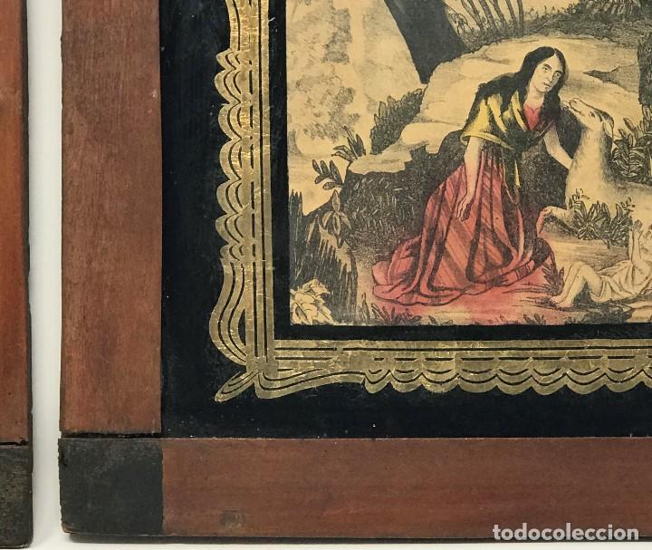 Arte: LITOGRAFÍAS ANTIGUAS DE LA FABRICA ESTAMPAS SANTA MARIA MALAGA-SXIX - Foto 17 - 120226919
